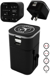 Calypso Travel Adaptor